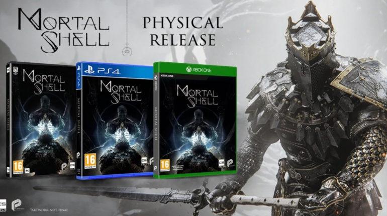 Физическое издание Mortal Shell поступит в продажу в октябре 2020 года