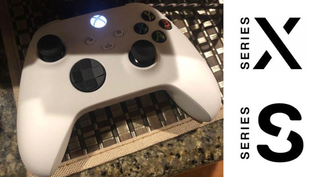 Геймпад совместимый с Xbox Series S [СЛУХ]