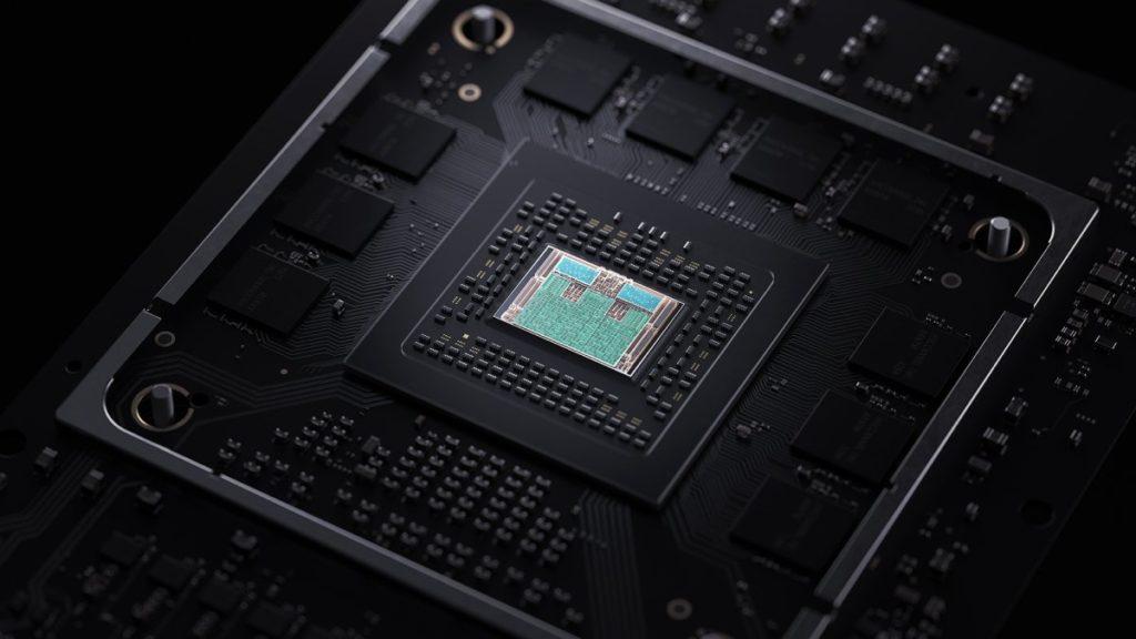 Xbox Series X чип