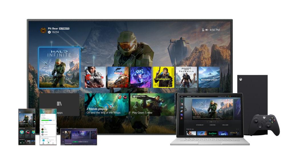 Короткое видео показывает, как будут выглядеть живые обои на Xbox