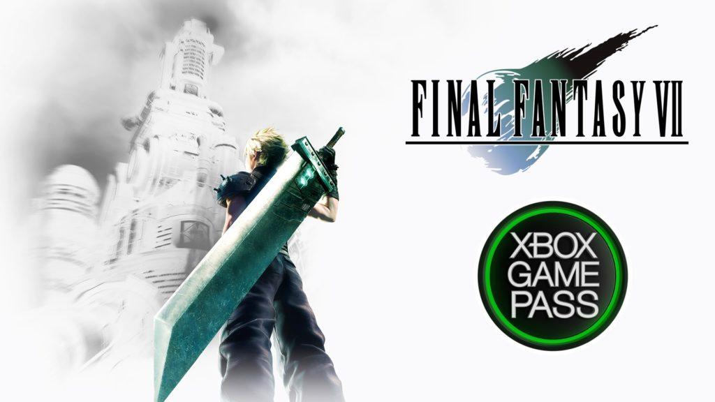 FINAL FANTASY VII в Xbox Game Pass