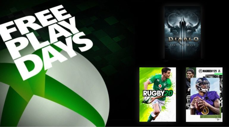 free play days сентябрь 2020