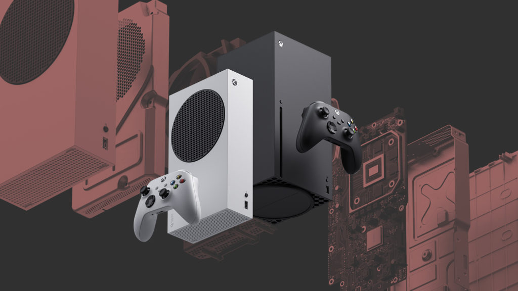 Design Xbox Series S and X