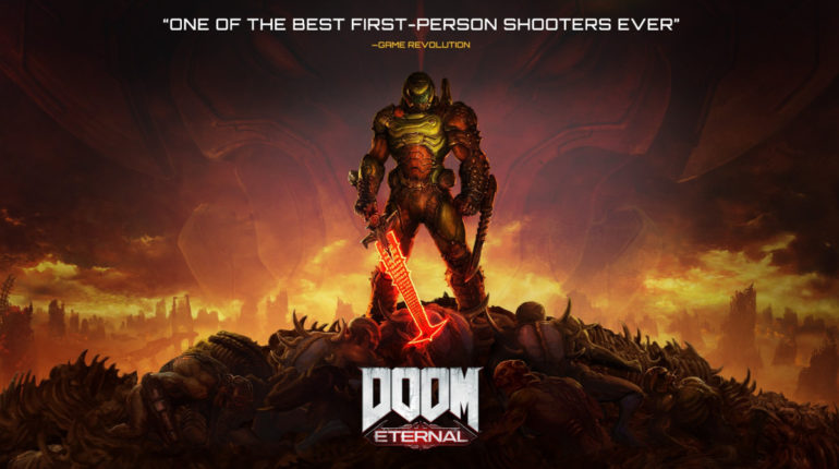 Doom Eternal пополнит каталог Xbox Game Pass 1 октября