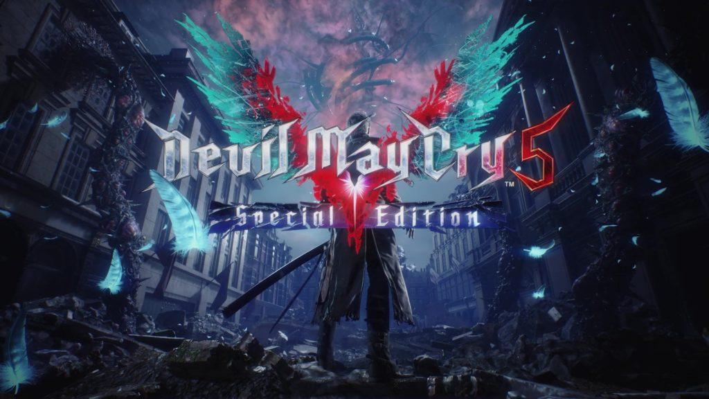 Анонсирован Devil May Cry 5 SE