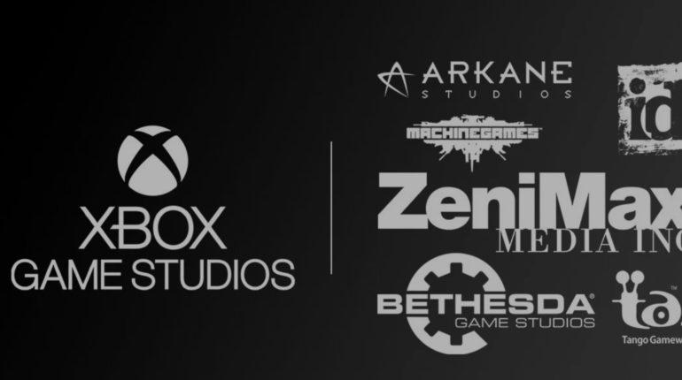 Microsoft ZeniMax Media Xbox Game Studios Bethesda Softworks