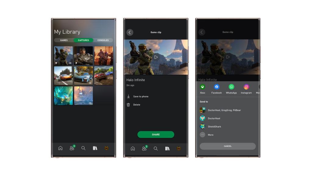 Новое приложение Xbox (бета) для мобильных устройств позволит вам оставаться на связи с играми, друзьями и развлечениями