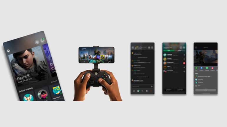 New Xbox App Beta