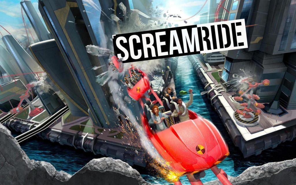 В интернет магазине Буки скидка 76% на Scream Ride для Xbox One