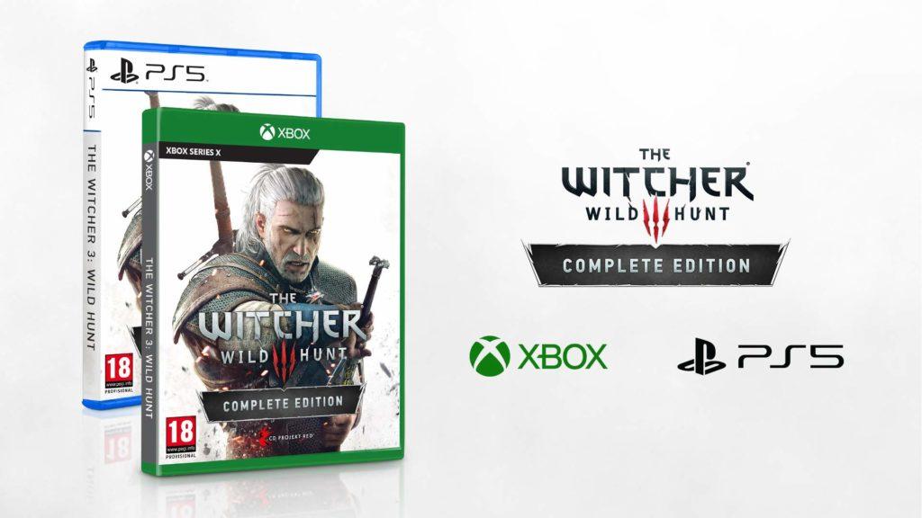 Полное издание The Witcher 3: Wild Hunt выйдет на Xbox Series X и PS5