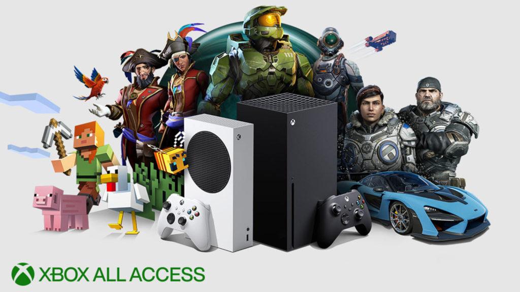 Xbox All Access расширяет географию