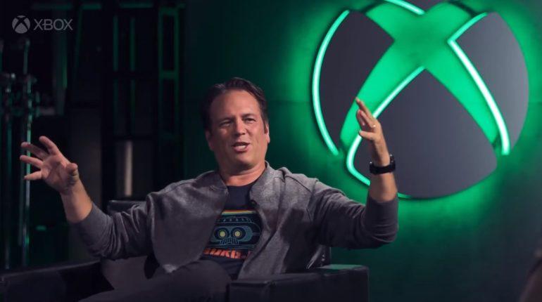 Xbox-Series-S_Фил Спенсер