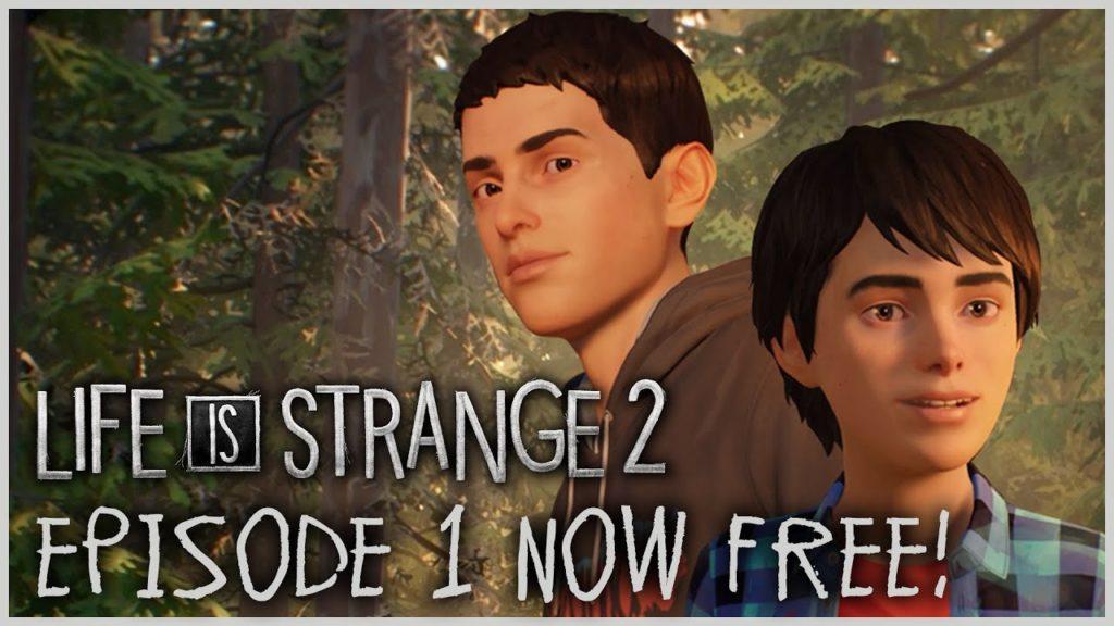 Life Is Strange  2 Эпизод 1 стал бесплатным