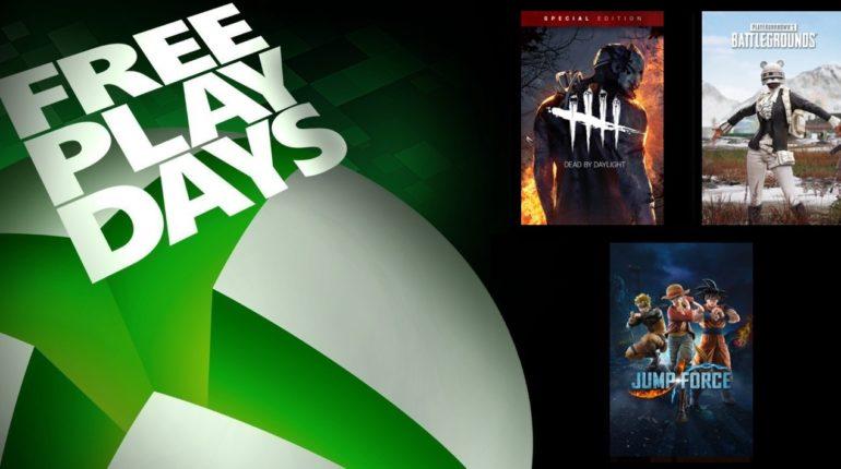 Free Play Days Октябрь — Ноябрь 2020