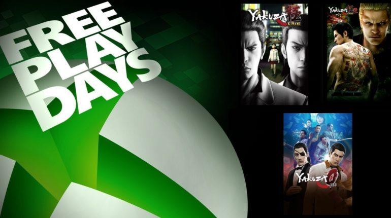 Xbox Live Gold октябрь 2020