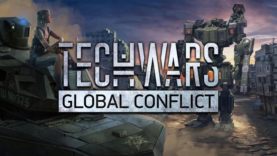 TechWars: Global Conflict вышла на Xbox