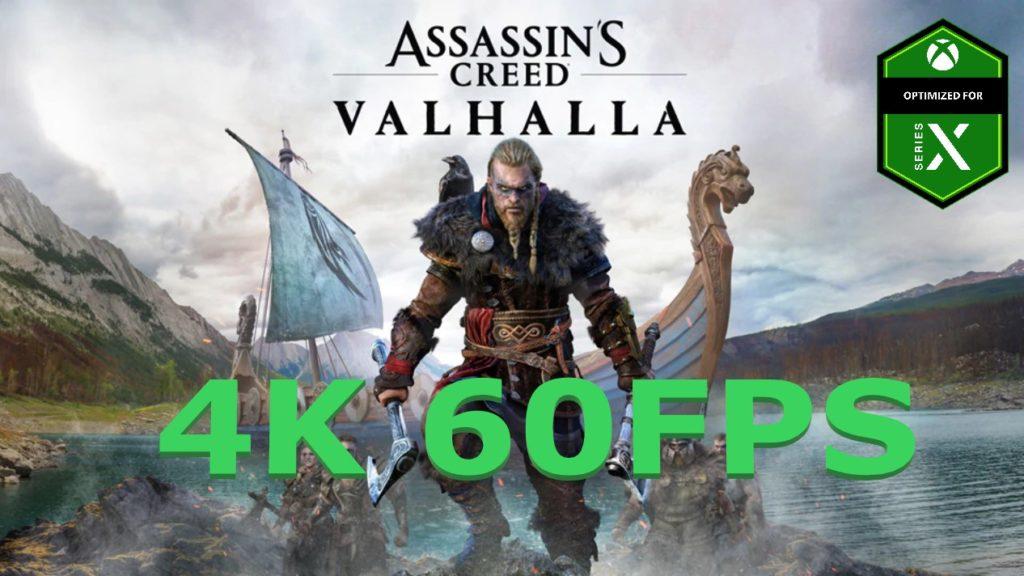 Xbox Series X потянет Assassin's Creed в 4K 60FPS