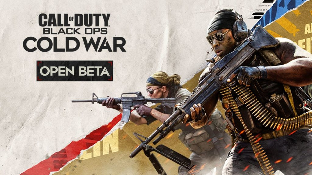 Call of Duty: Black Ops Cold War [БЕТА]