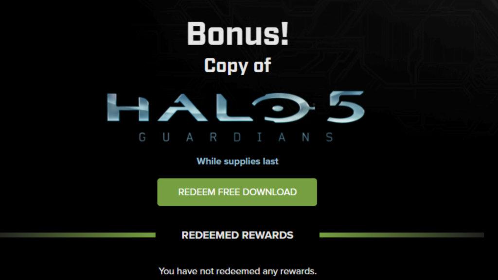 Halo 5: Guardians можно получить бесплатно для Xbox One