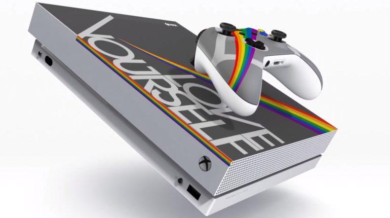 LGBTQ Xbox One X