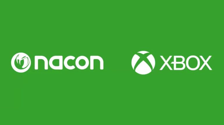 Nacon xbox