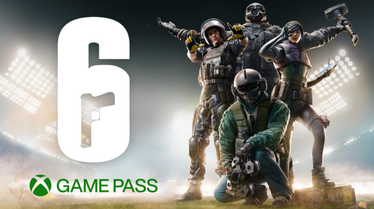 Rainbow Six Siege добавят в Xbox Game Pass на этой неделе