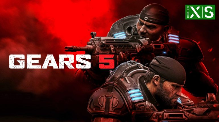 Gears 5 Xbox Series X