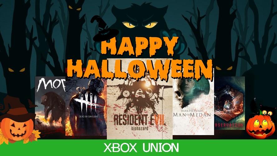 Топ 10-хоррор игр на Xbox [Октябрь 2020]