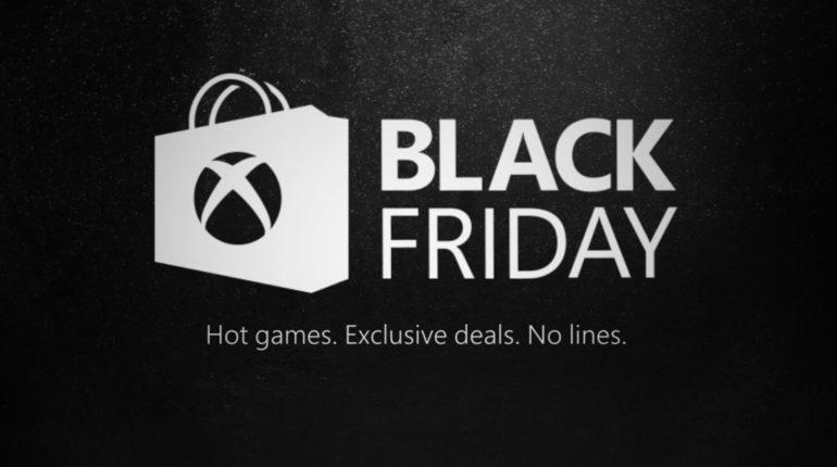Чёрная пятница в Microsoft Store Black Friday