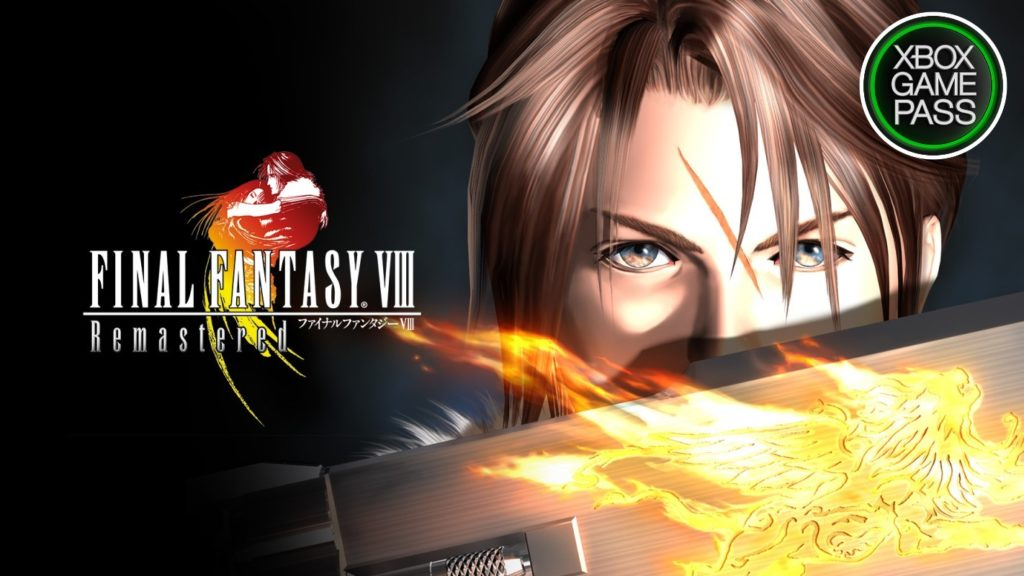 Ремастер Final Fantasy VIII добавлен в Xbox Game Pass