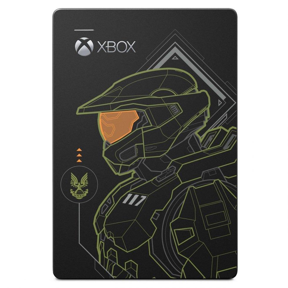 Представлен новый жёсткий диск в тематике Halo