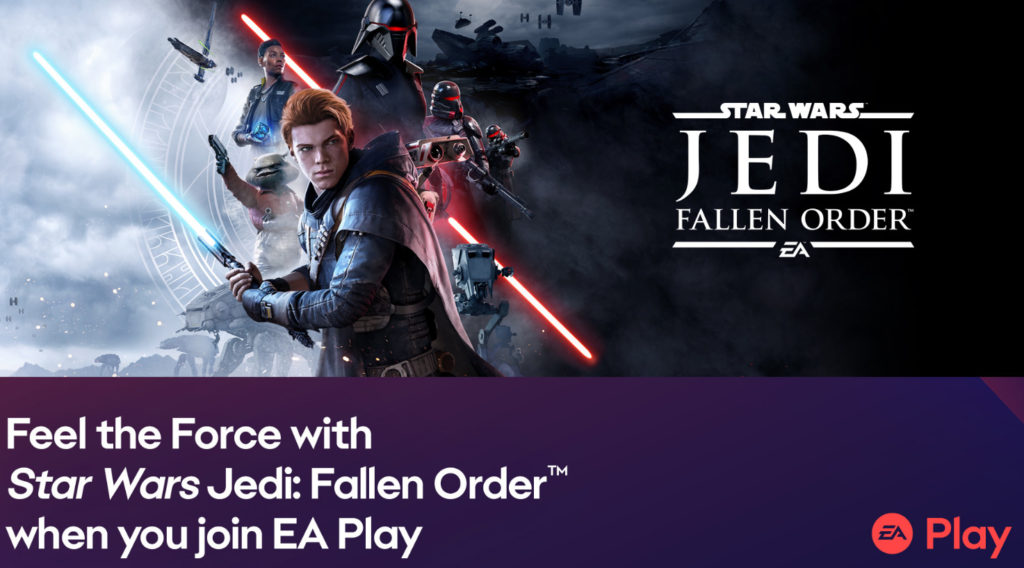 Star Wars Jedi: The Fallen Order появится в каталоге EA Play 10 ноября