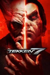 Tekken 7 обложка