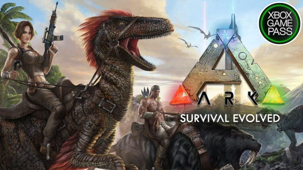 ARK: Survival Evolved вернулась в Xbox Game Pass