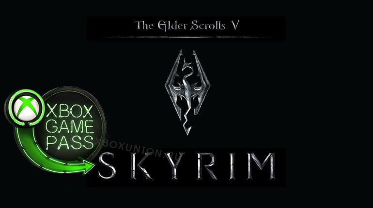15 декабря The Elder Scrolls V Skyrim пополнит каталог Xbox Game Pass
