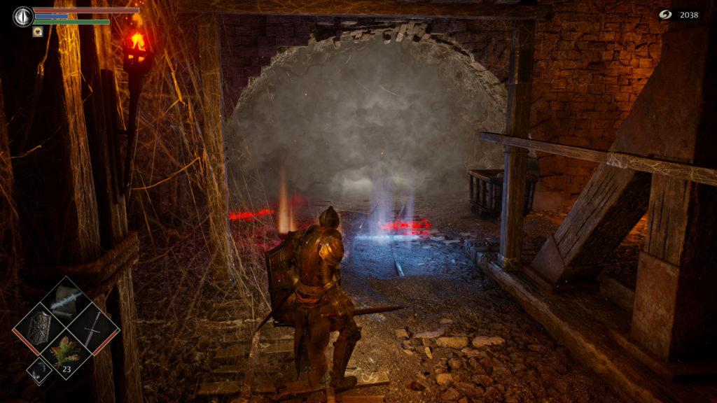 Обзор Demon's Souls Remake
