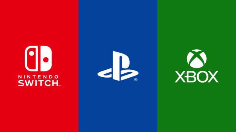 Xbox, Playstation и Nintendo