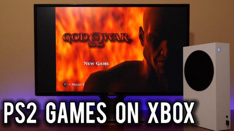 Как играть в старые эксклюзивы PlayStation на Xbox Series?