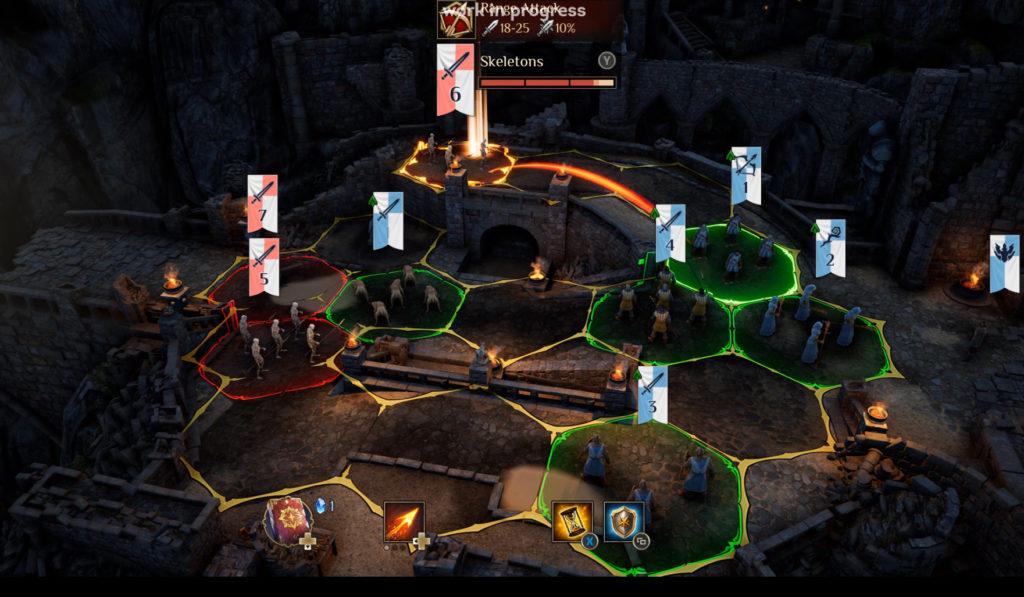 Закрытый показ King's Bounty 2: Предварительный обзор