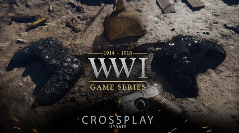 Появился кросс-плей в Verdun и Tannenberg на Xbox и PlayStation