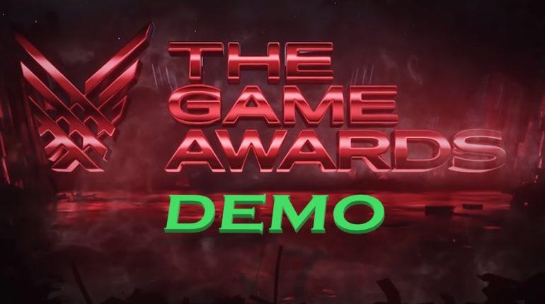 TGA 2020 demo