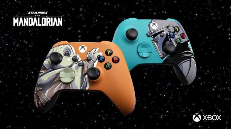 Mandalorian Xbox