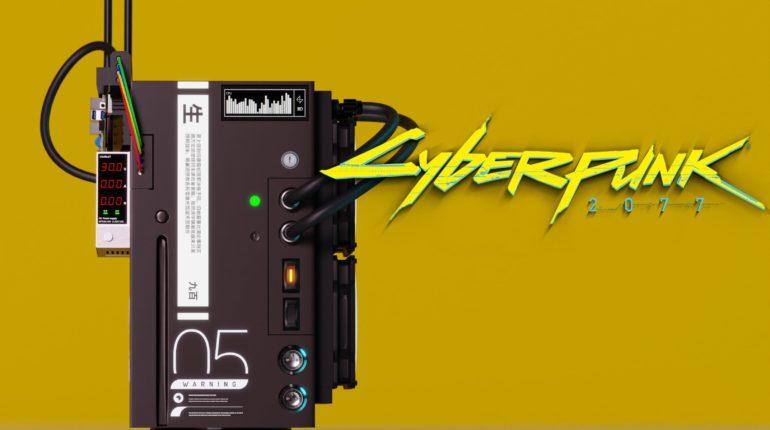 Xbox Series X Cyberpunk