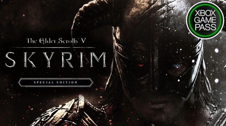 The Elder Scrolls V: Skyrim Special Game Pass