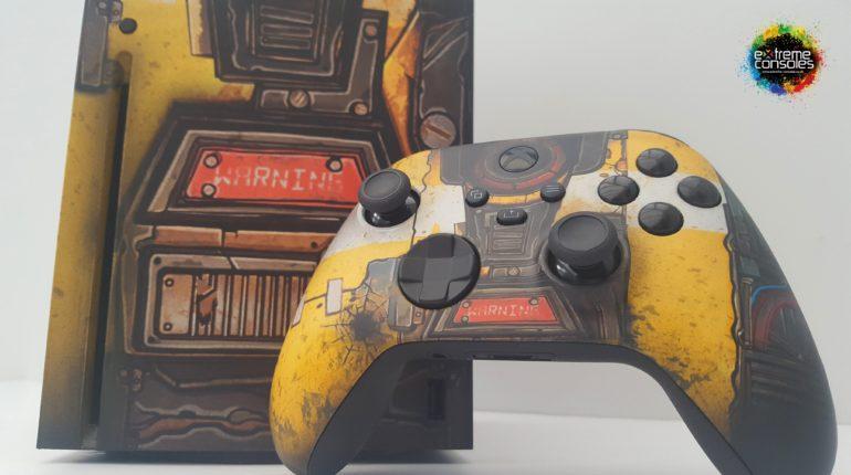 Xbox Series X кастом