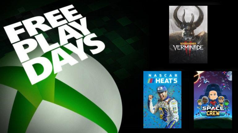 Free Play Days Февраль 2021
