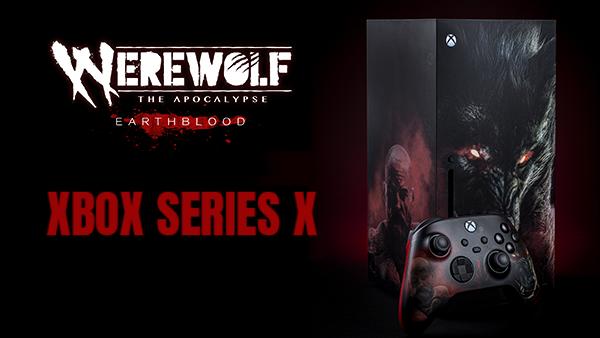 Xbox Series X Werewolf