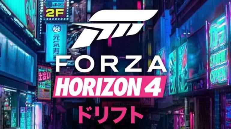 Forza Horizon Japan