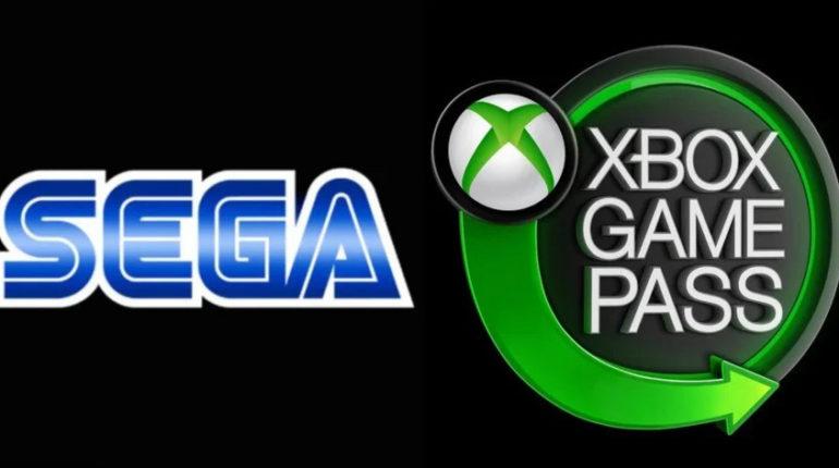 Sega Xbox Game Pass