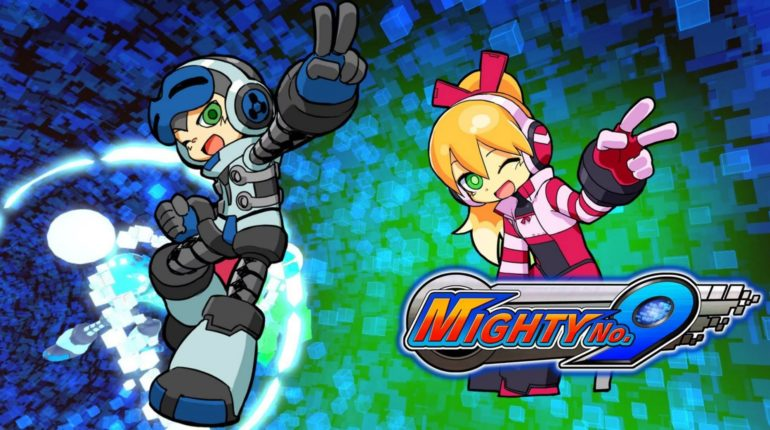 Цифровая версия игры Mighty No. 9 в М.Видео за 100 рублей